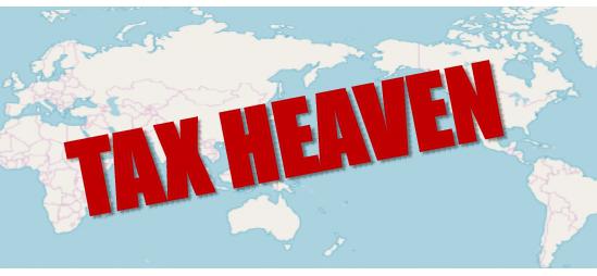 海外FX業者はなぜTAXヘブンを本拠地としていることが多いのか